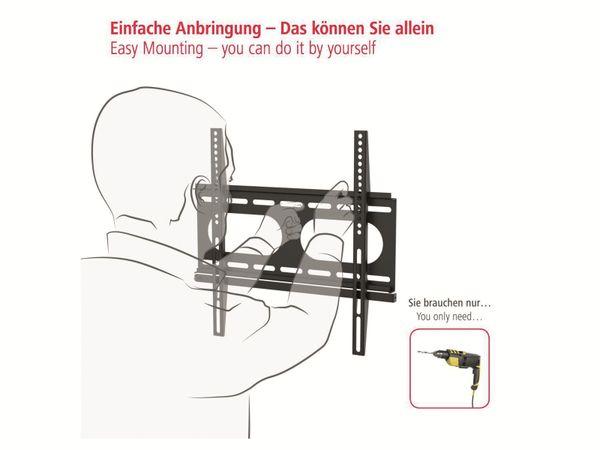 Wandhalterung für Flachbild-Fernseher 58...107 cm - Produktbild 4