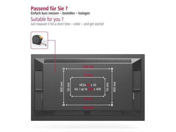 Wandhalterung für Flachbild-Fernseher 58...107 cm - Produktbild 6