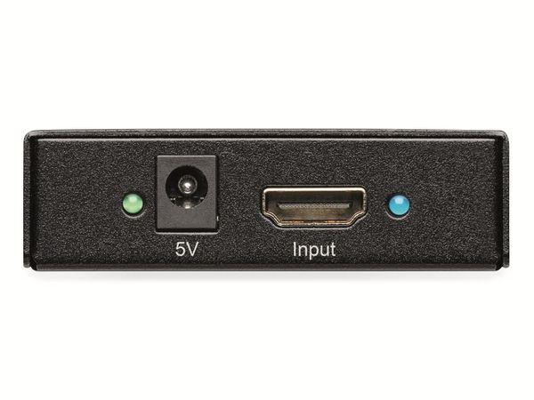 HDMI-Splitter GOOBAY 58977, 1/2, 4K2K - Produktbild 2