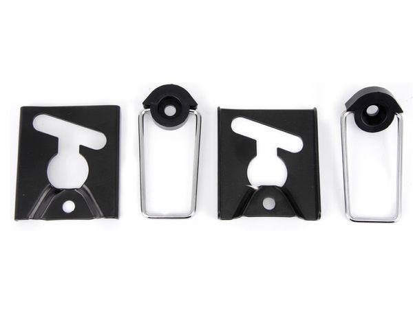 Universal-Wandhalter für Flachbild-Fernseher, 38...107 cm - Produktbild 1
