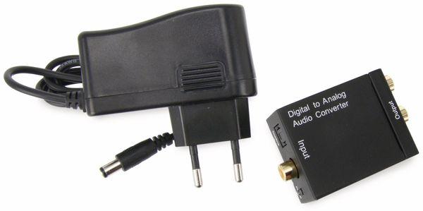 Digital/Analog Audio-Konverter - Produktbild 1