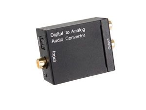 Digital/Analog Audio-Konverter - Produktbild 2