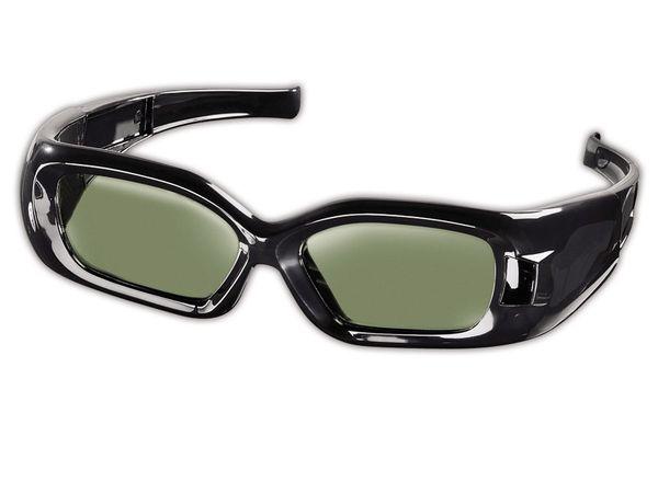 3D Shutterbrille für SAMSUNG-TVs HAMA 95560, schwarz