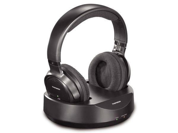 Stereo-Funkkopfhörer THOMSON WHP3001BK PLL.AU. - Produktbild 2