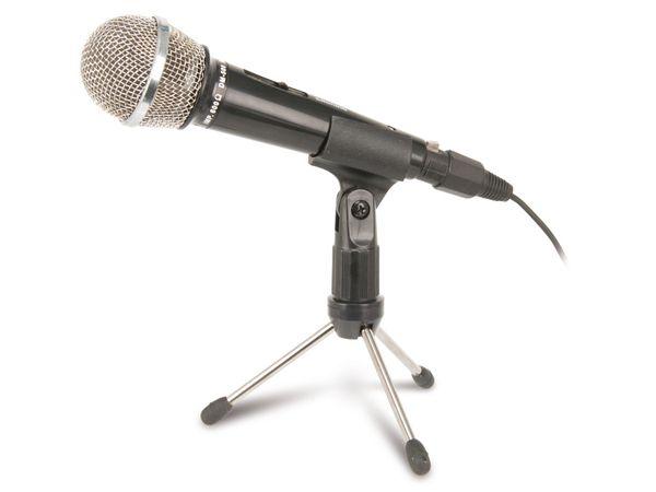 Mikrofon GRUNDIG DM-509, mit Stativ - Produktbild 1