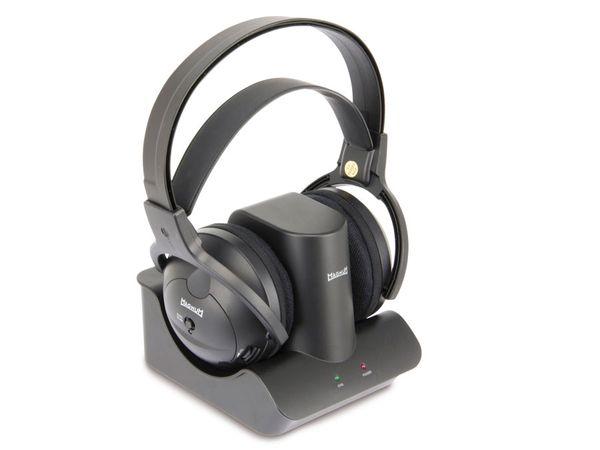 Stereo-Funkkopfhörer MAGNUM FKS2500 - Produktbild 1
