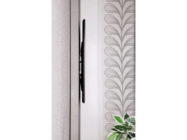 """Wandhalterung HAMA FIX, 94 cm (37""""), Schwarz - Produktbild 4"""