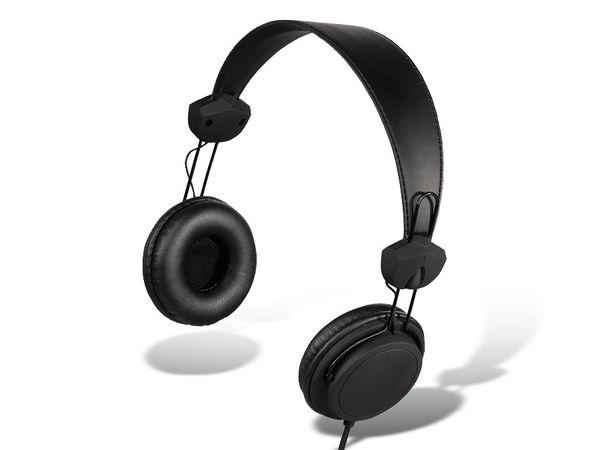 On-Ear Headset HAMA Joy, schwarz