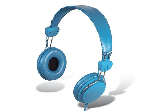 On-Ear Headset HAMA Joy, blau