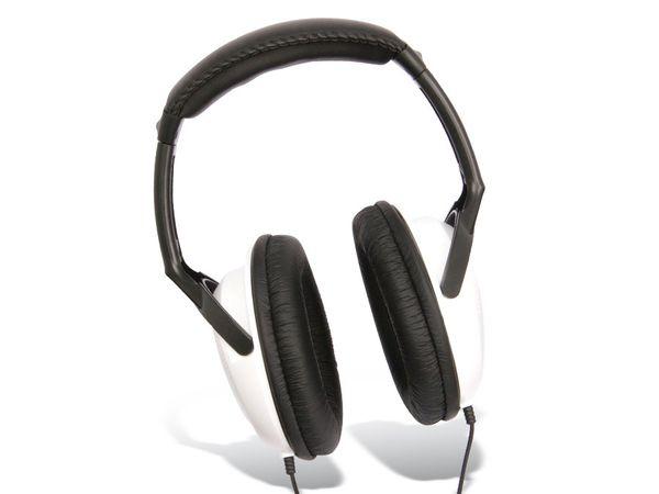 Stereo-Kopfhörer GRUNDIG, weiß - Produktbild 1
