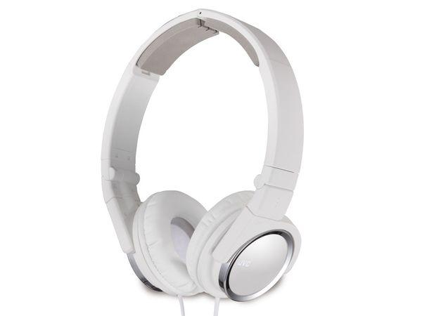 Kopfhörer JVC HA-S400-W, weiß