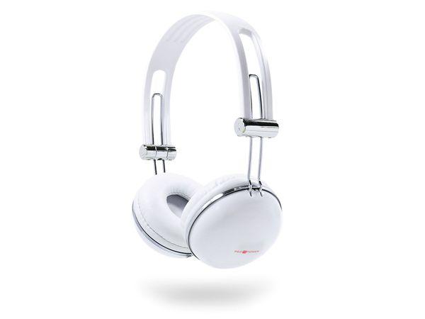 Stereo-Kopfhörer RED4POWER, weiß