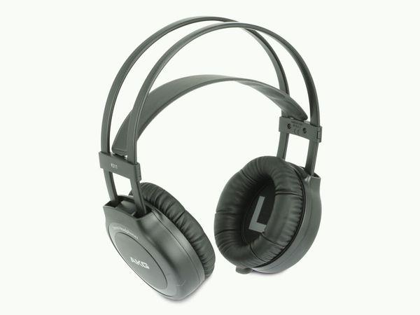 Kopfhörer AKG K511, schwarz - Produktbild 1