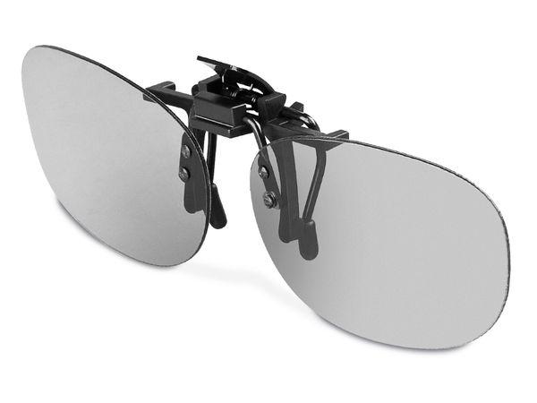 3D Zirkular Polfilter-Aufsteckbrille GOOBAY