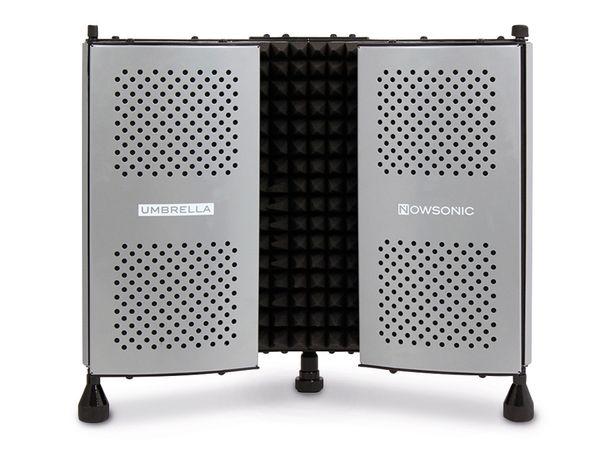Mikrofon-Schallabsorber NOWSONIC UMBRELLA - Produktbild 1