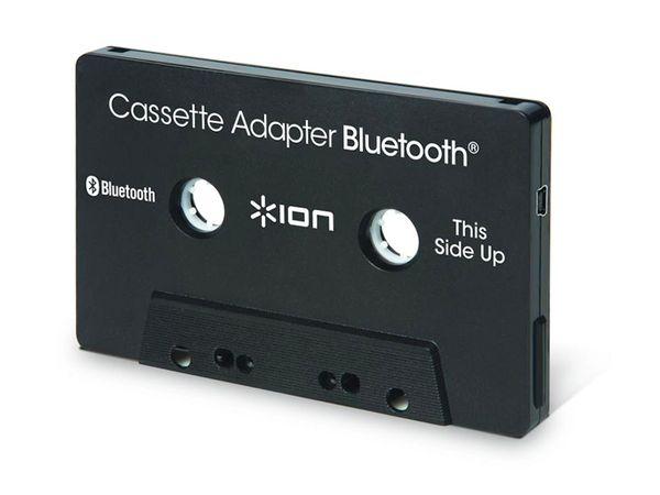 KFZ-Bluetooth-Kassettenadapter ION
