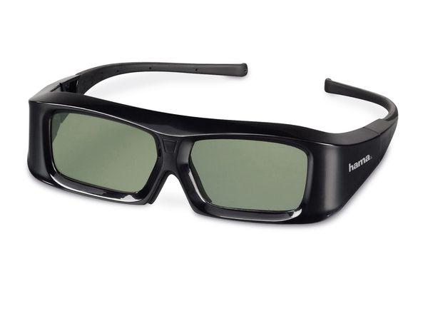 3D Shutterbrille HAMA 95587 - Produktbild 1