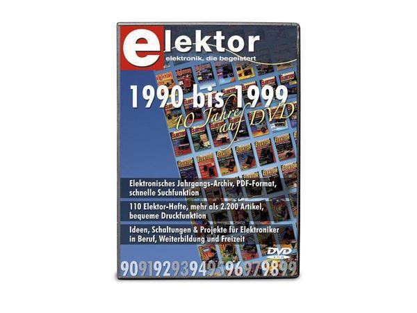 ELEKTOR-DVD 1990 bis 1999