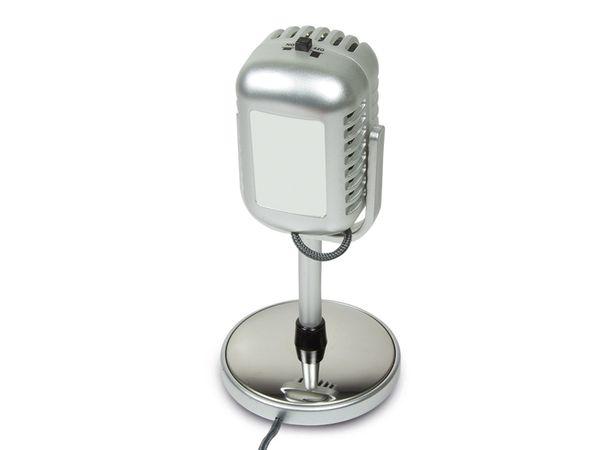 Computer-Mikrofon LOGILINK HS0036, Retro - Produktbild 4