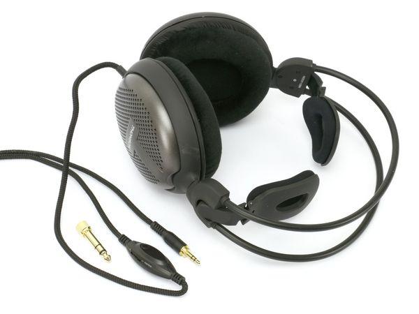 Stereo-Kopfhörer THOMSON HED3112BK, schwarz - Produktbild 1