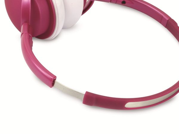 On-Ear Kopfhörer KOSS RUK40r, violett - Produktbild 4
