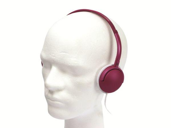 On-Ear Kopfhörer KOSS RUK40r, violett - Produktbild 5