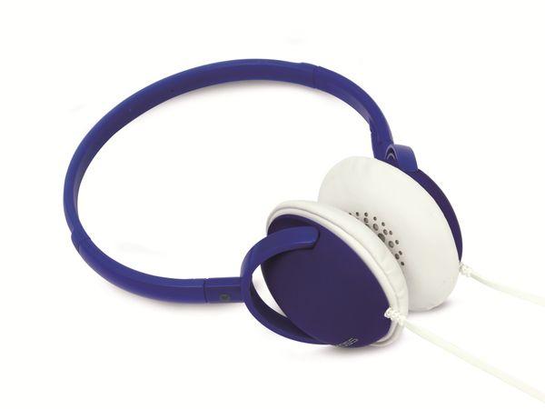 On-Ear Kopfhörer KOSS RUK40b, blau - Produktbild 1