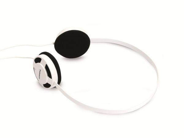Stereo-Kopfhörer THOMSON HED1112W/BL, weiß/schwarz - Produktbild 2