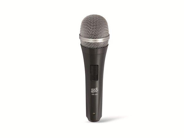 Mikrofon ROCKHOUSE schwarz