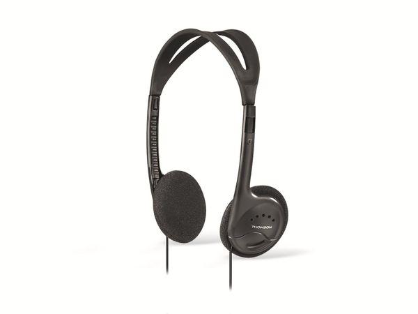 On-Ear-Kopfhörer THOMSON HED1115BK, schwarz