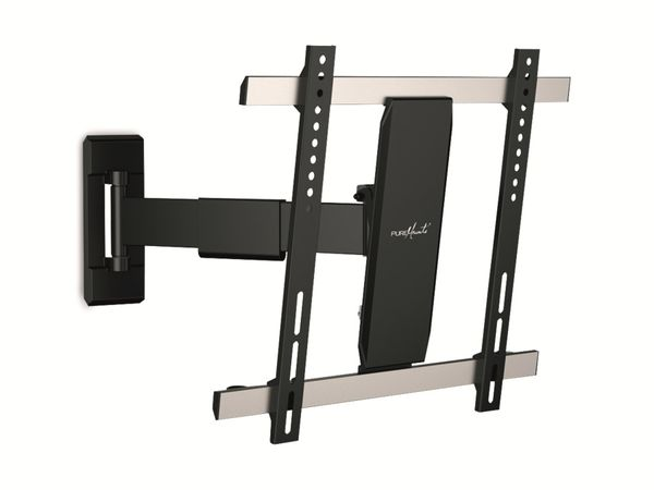 TV-Wandhalter PUREMOUNTS PM-Easyflex-52, max. 400x400 mm