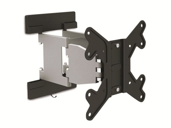 TV-Wandhalter PUREMOUNTS PM-Motion-37, max. VESA 200x200 mm - Produktbild 1