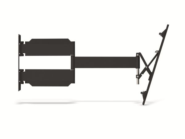 TV-Wandhalter PUREMOUNTS PM-Slimflex-52, max. VESA 400x400 mm - Produktbild 2