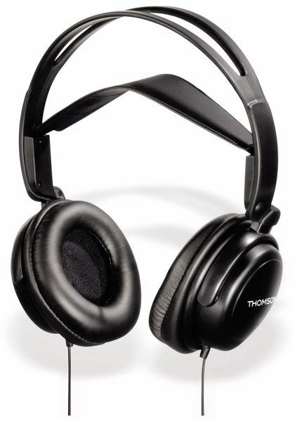 Senior-TV-Kopfhörer THOMSON HED2105, schwarz - Produktbild 1