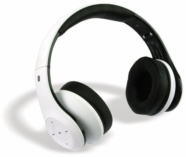 Bluetooth Headset BKH 262 weiß - Produktbild 2