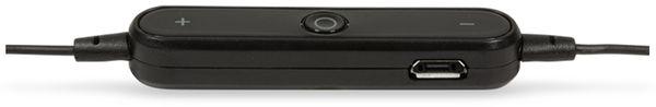 In-Ear Headset Bluetooth stereo LogiLink, BT0043, schwarz - Produktbild 4