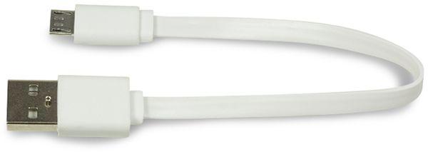 In-Ear Headset Bluetooth stereo LogiLink, BT0043, schwarz - Produktbild 5