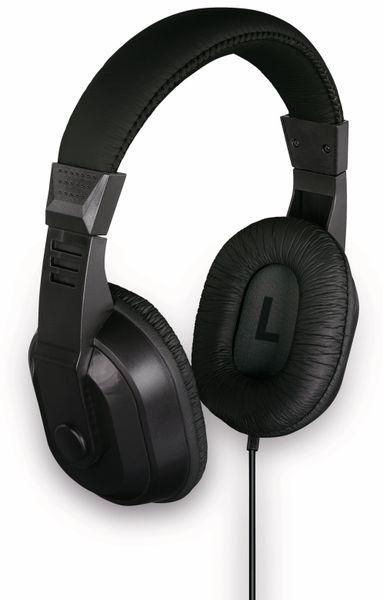 Over-Ear Kopfhörer THOMSON HED4407, schwarz - Produktbild 1