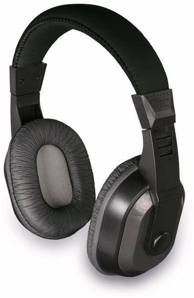 Over-Ear Kopfhörer THOMSON HED4407, schwarz - Produktbild 2