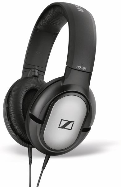 Kopfhörer SENNHEISER Consumer HD 206 - Produktbild 1
