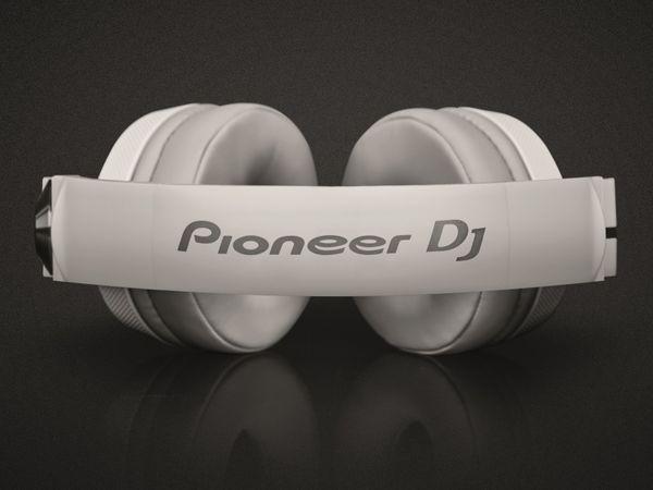 Kopfhörer PIONEER DJ HDJ-700-W, weiß - Produktbild 3