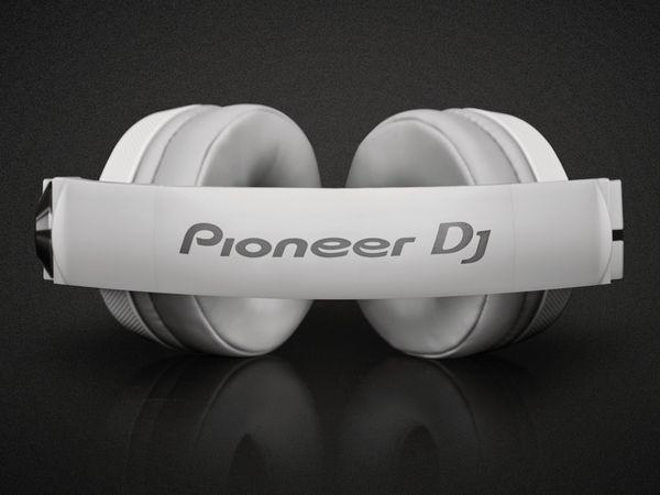 Over-Ear Kopfhörer PIONEER DJ HDJ-700-W, weiß - Produktbild 3