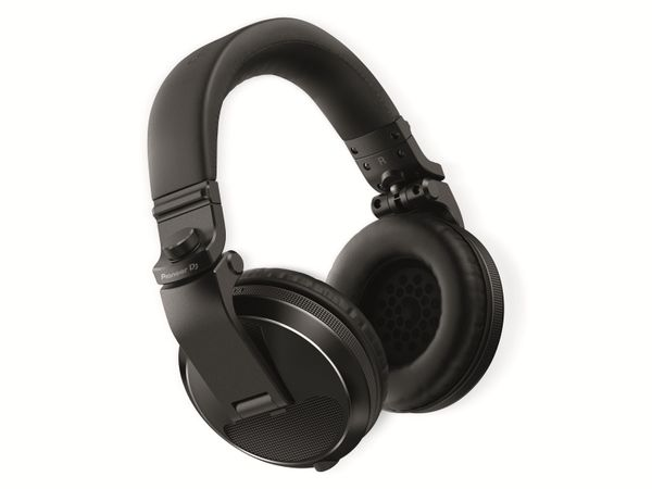 Kopfhörer PIONEER DJ HDJ-X5-K, schwarz