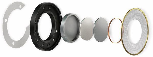 Over-Ear Kopfhörer PIONEER DJ HDJ-X5-K, schwarz - Produktbild 2