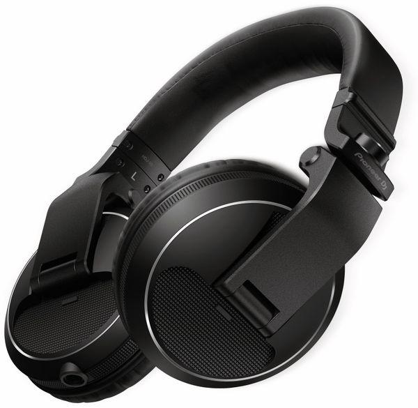 Over-Ear Kopfhörer PIONEER DJ HDJ-X5-K, schwarz - Produktbild 6