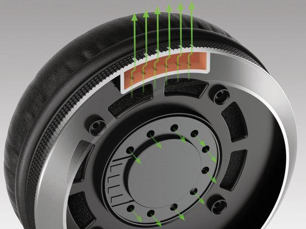 Over-Ear Kopfhörer PIONEER DJ HDJ-X5-K, schwarz - Produktbild 10
