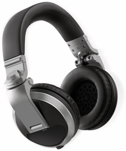 Over-Ear Kopfhörer PIONEER DJ HDJ-X5-S, silber