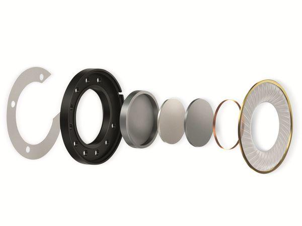 Kopfhörer PIONEER DJ HDJ-X5-S, silber - Produktbild 2