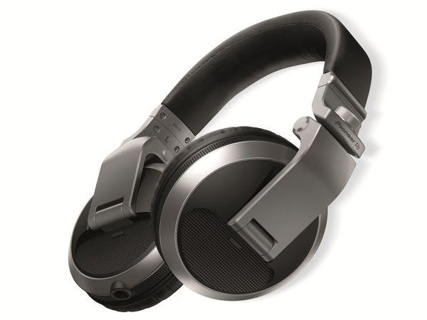 Kopfhörer PIONEER DJ HDJ-X5-S, silber - Produktbild 6