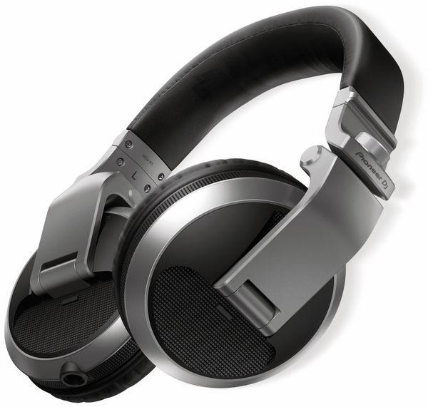 Over-Ear Kopfhörer PIONEER DJ HDJ-X5-S, silber - Produktbild 6